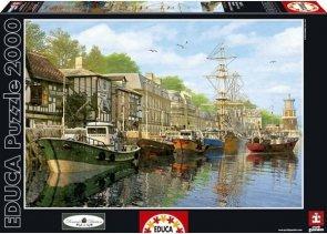 Puzzle 2000 Educa 16313 Port