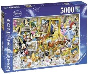 Puzzle 5000 Ravensburger 174324 Disney - Artystyczny Mickey
