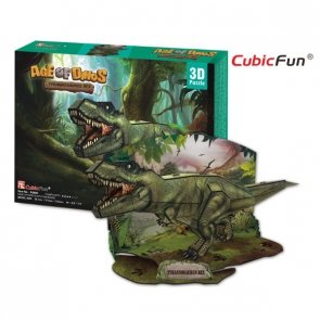 Puzzle 3D CubicFun 36 Tyrannosaurus T-Rex - P668h