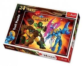 Puzzle 24 Maxi Trefl 14118 Gormiti