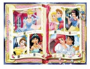 Puzzle 1000 Ravensburger 153725 Disney - Najpiękniejsze Chwile
