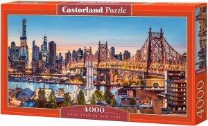 Puzzle 4000 Castorland C-400256 New York