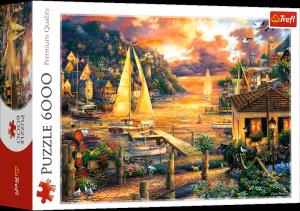 Puzzle 6000 Trefl 65005 Łapiąc Sny