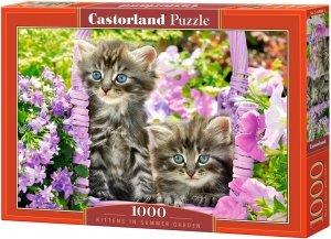 Puzzle 1000 Castorland 104086 Dwa Kotki