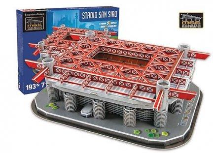 Puzzle 3D Trefl M-39003 Model Stadionu San Siro - Inter Mediolan 193 el.