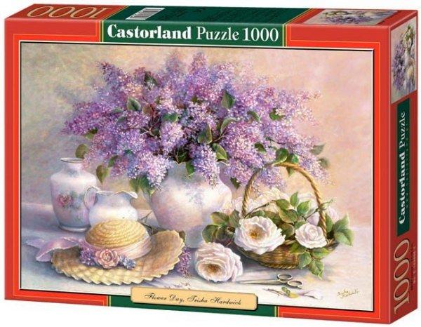 Puzzle 1000 Castorland C-102006 Flower Day, Trisha Hardwick
