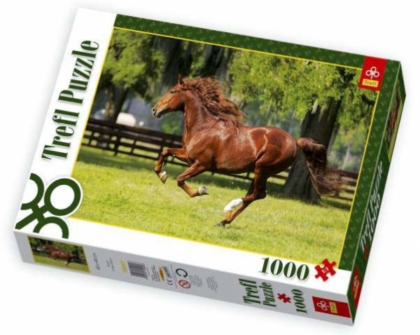 Puzzle 1000 Trefl 10201 Galop