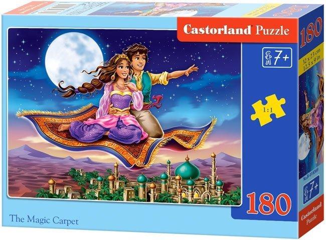 Puzzle 180 Castorland B 018369 Sindbad I Latający Dywan
