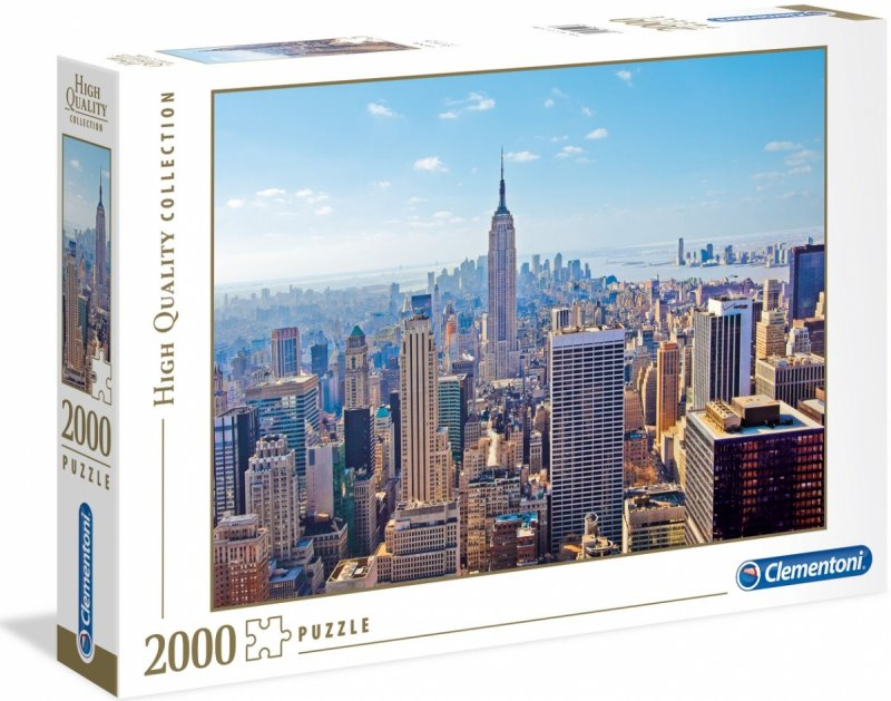 Puzzle 2000 Clementoni 32544 New York