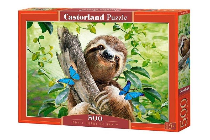 Puzzle 500 Castorland B-53223 Leniwiec