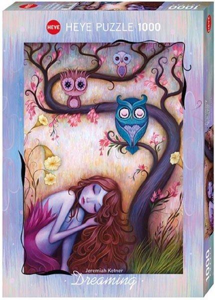 Puzzle 1000 Heye 29686 Drzewo Marzeń