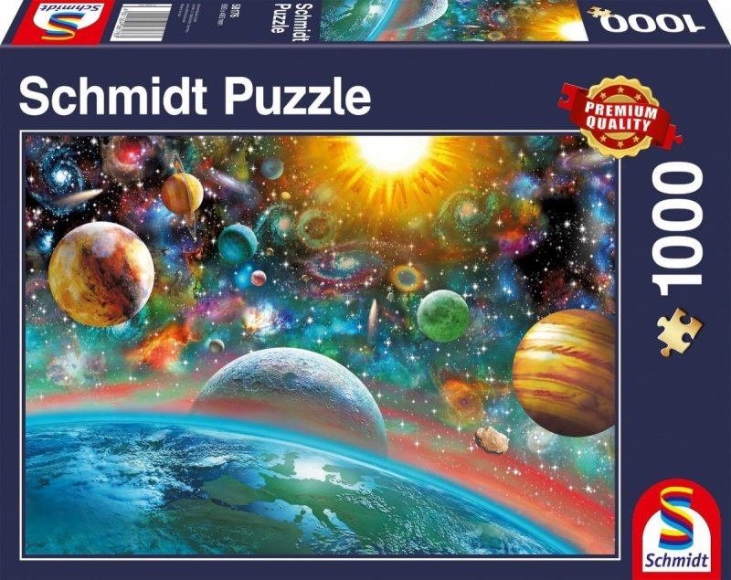 Puzzle 1000 Schmidt 58176 Kosmos