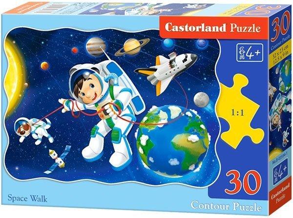 Puzzle 30 Castorland B-03594 Kosmos