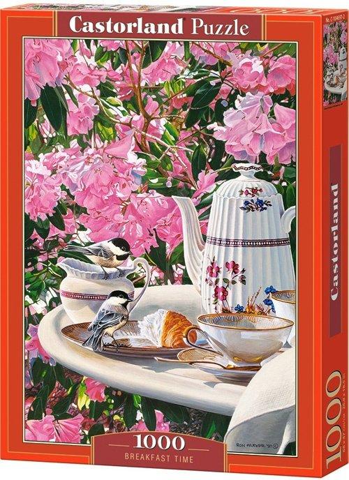 Puzzle 1000 Castorland C-104697 Czas na Posiłek