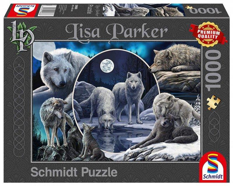 Schmidt 59666 Lisa Parker - Wspaniałe Wilki