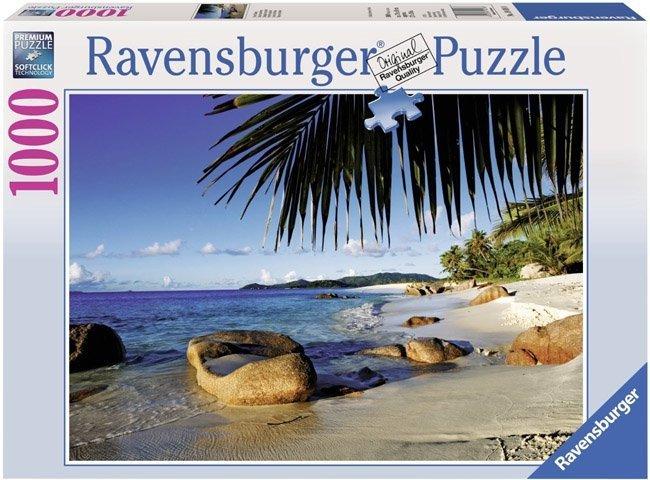 Puzzle 1000 Ravensburger 190188 Pod Palmami