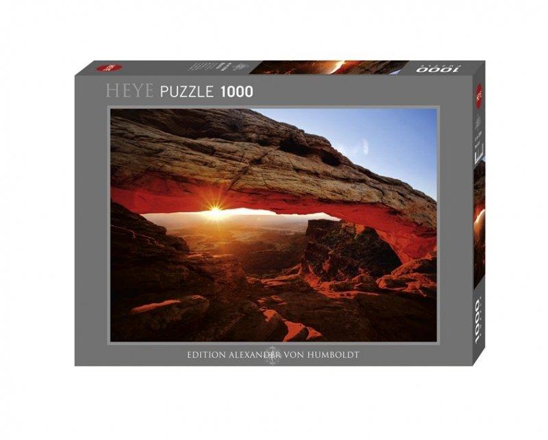 Puzzle 1000 Heye 29594 Alexander von Humboldt - Mesa Arch