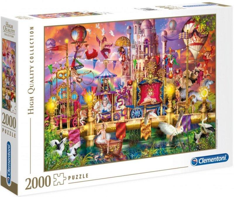 Puzzle 2000 Clementoni 32562 Cyrk