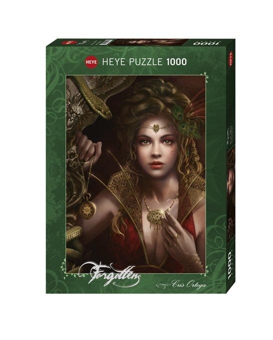 Puzzle 1000 Heye 29614 Złota Biżuteria