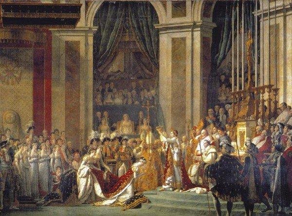 Puzzle 1000 Clementoni 31416 Koronacja Napoleona