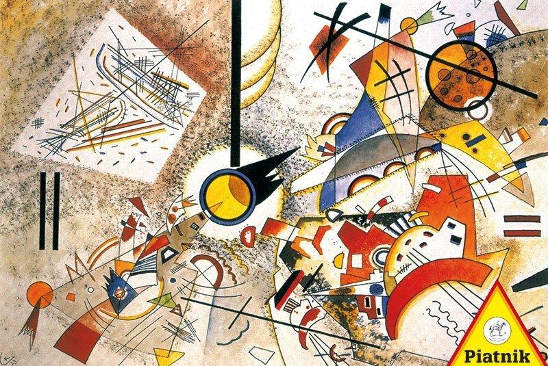 Puzzle 1000 Piatnik P-5396 Kandinsky