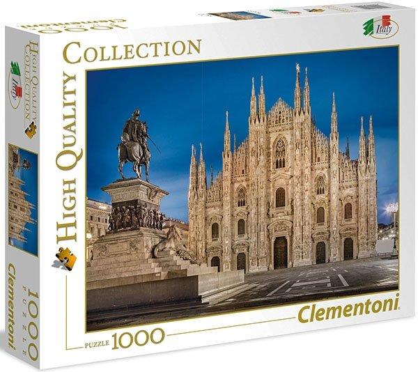 Puzzle 1000 Clementoni 39454 Mediolan