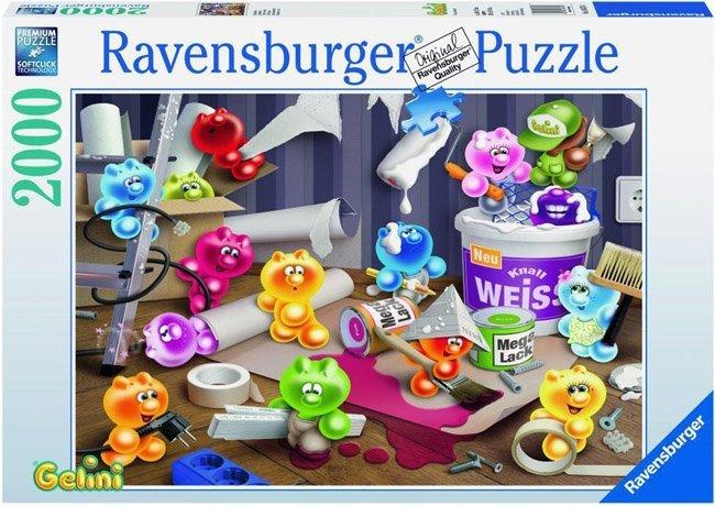 Puzzle 2000 Ravensburger 166756 Remont