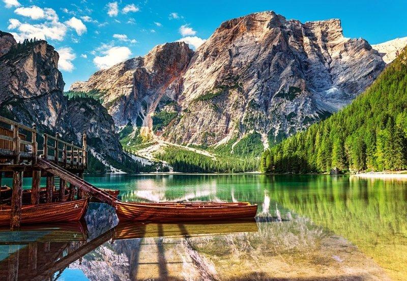 Puzzle 1000 Castorland 103980 Góry - Dolomity - Włochy