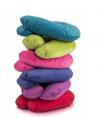 Poduszka rogal (różne kolory)