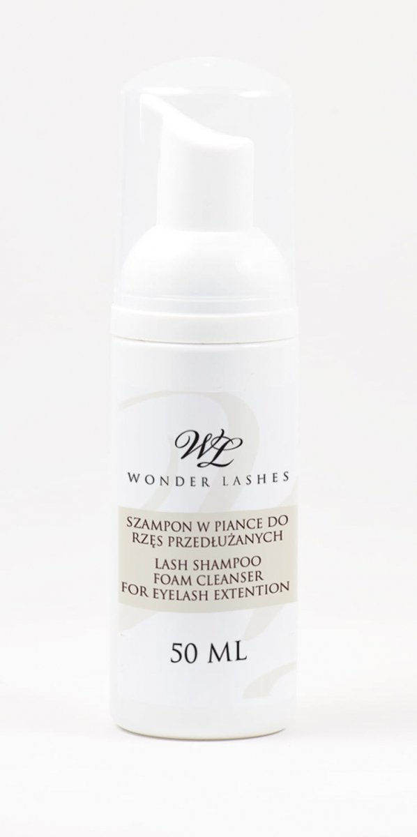 Szampon w piance by Wonder Lashes 50ml