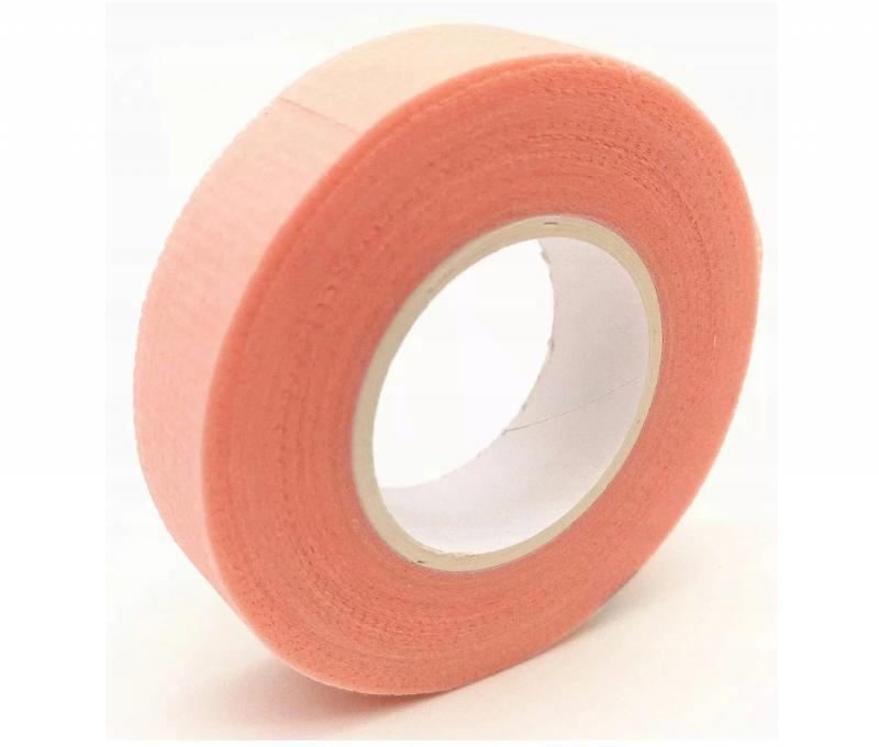 Różowa taśma silikonowa 1.2cmx9m
