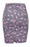 Zjawiskowa spódnica dla kobiet w ciąży Gery 7148 flamingo 3