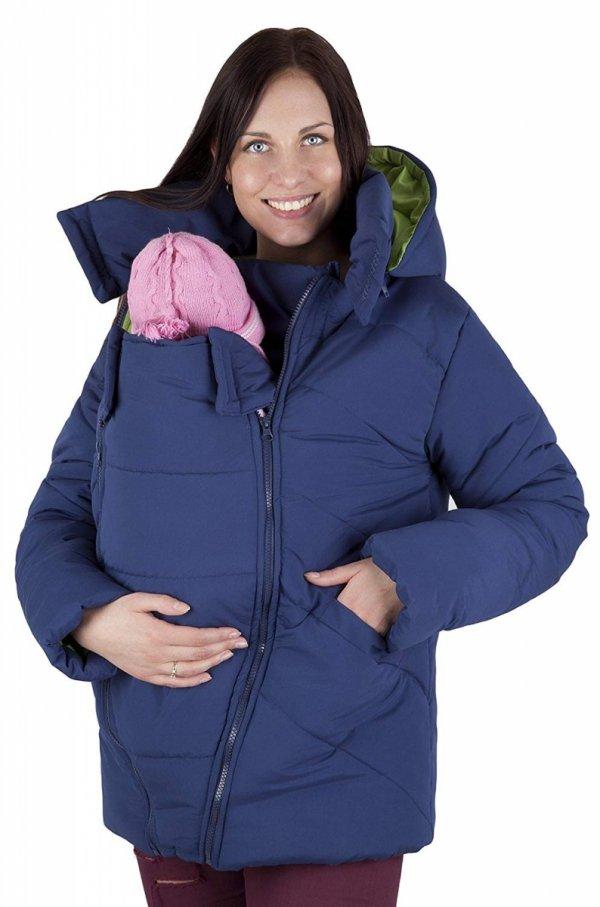 kurtka zimowa 3 w1 (dodatkowe 2 panele) 1108 niebieski 6