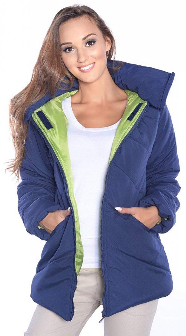kurtka zimowa 3 w1 (dodatkowe 2 panele) 1108 niebieski 3