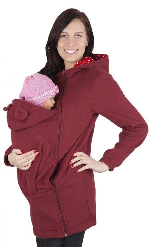MijaCulture - polar do noszenia dziecka 3073A bordo 2
