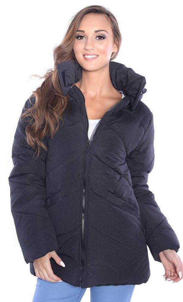 kurtka zimowa 3 w1 (dodatkowe 2 panele) 1108 czarny 5