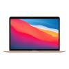 MacBook Air z Procesorem Apple M1 - 8-core CPU + 8-core GPU / 8GB RAM / 1TB SSD / 2 x Thunderbolt / Gold (złoty) 2020 - nowy model