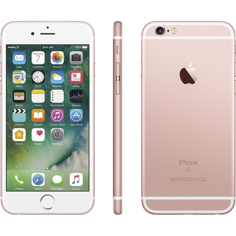 apple iphone 6s 64gb rose gold iphone iphone strefa apple. Black Bedroom Furniture Sets. Home Design Ideas