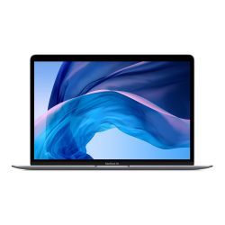 MacBook Air Retina z Touch ID i5 1.6GHz / 8GB / 256GB SSD / UHD Graphics 617 / macOS / Space Gray