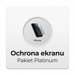 Ochrona Ekranu Pakiet Platinum do Apple iPhone