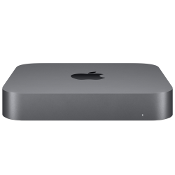 Mac mini i7-8700 / 16GB / 256GB SSD / UHD Graphics 630 / macOS / Gigabit Ethernet / Space Gray