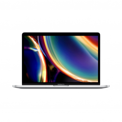 MacBook Pro 13 Retina Touch Bar i5 2,0GHz / 16GB / 512GB SSD / Iris Plus Graphics / macOS / Silver (srebrny) 2020 - nowy model