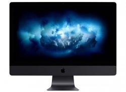 iMac Pro 27 Retina 5K Xeon W-2195/64GB/4TB SSD/Radeon Pro Vega 56 8GB/macOS High Sierra/Space Gray