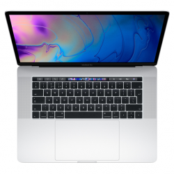 MacBook Pro 15 Retina Touch Bar i9-9880H / 16GB / 4TB SSD / Radeon Pro 560X / macOS / Silver (2019)