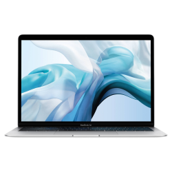 MacBook Air Retina True Tone z Touch ID i5 1.6GHz / 8GB / 512GB SSD / UHD Graphics 617 / macOS / Silver (2019)