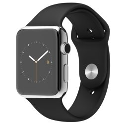 Apple Watch 38mm Stainless Stell Modern Buckle Black Sport