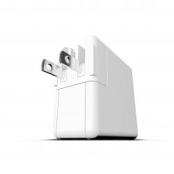 KMP 42W 2 x USB-C Travel Charger UK / EU / AU - ładowarka podróżna