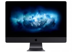 iMac Pro 27 Retina 5K Xeon W-2195 18 rdzeni/32GB/4TB SSD/Radeon Pro Vega 64 16GB/macOS High Sierra/Space Gray