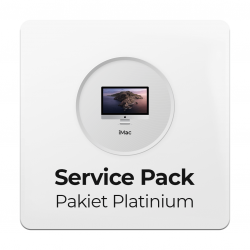 Service Pack - Pakiet Platinium 3Y do Apple iMac