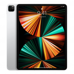 Apple iPad Pro 12,9 128GB Wi-Fi + Cellular (5G) Srebrny (Silver) - 2021